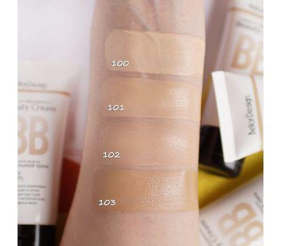 """Тональный крем для лица """"BB Beauty Cream"""" тон: 102, солнечный песок"""