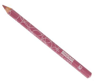 """Карандаш для губ """"LUXVISAGE"""" тон: 52, розовый (10543818)"""