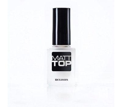 """Верхнее покрытие для ногтей """"Matt Top"""" тон: прозрачный (10592029)"""