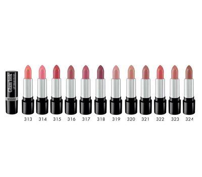 "Помада для губ ""Glam look cream velvet"" тон: 318, вишневый ликер (10596913)"