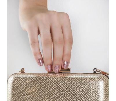 "Лак для ногтей ""Ms.Shine"" тон: 06, pink gold (10753162)"