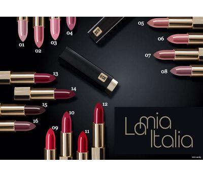 "Помада для губ ""La Mia Italia"" тон: 12, trendy red rubin (10591884)"