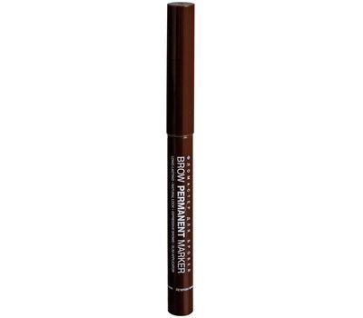 """Фломастер для бровей """"Brow Permanent Marker"""" тон: 02, brown (10593971)"""