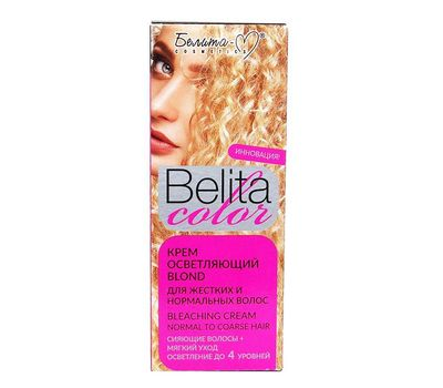 """Крем-осветлитель для волос """"Blond. Для жестких и нормальных волос"""" (50 мл) (10752089)"""