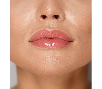 "Блеск-плампер для губ ""LIP volumizer hot vanilla"" тон: 303, baby pink (10324956)"
