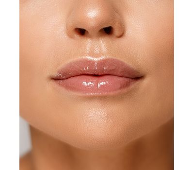 "Блеск-плампер для губ ""LIP volumizer hot vanilla"" тон: 306, ice taupe (10324959)"